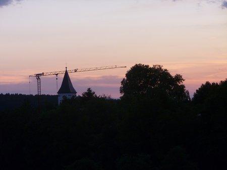 Mai 2011 Sonnenuntergang Hauweg 002