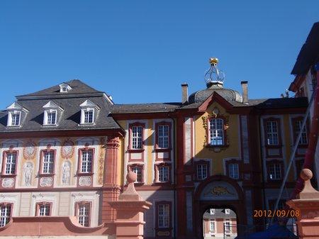 September 2012 - 08 - Olymp 81 Bruchsal-Schloss + Micha-elisberg 004
