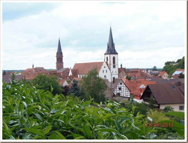 Weingarten - V-Park
