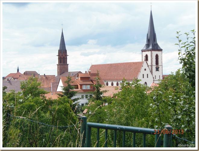 Weingarten - Kirchen