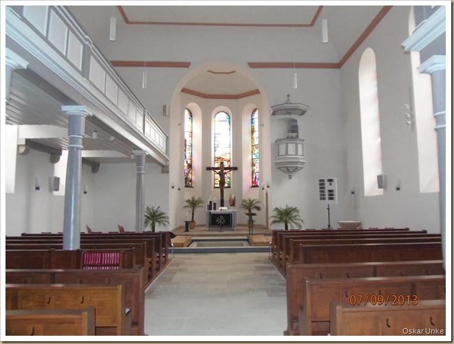 Kirche in Gochsheim