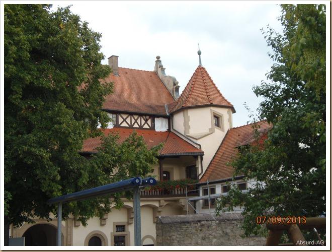 Graf Ebersten Schloß in Gochsheim