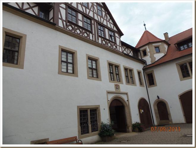 Schloß Graf Eberstein in Gochsheim
