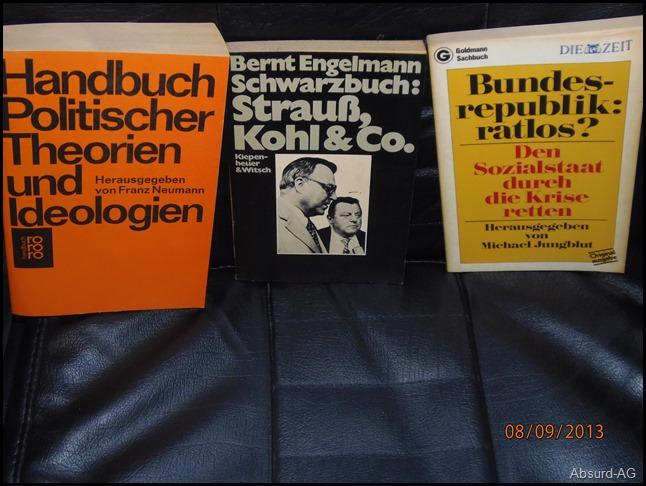 Bunker, Bücherliste, Bücher, Bücherwelt, Bibliothek,