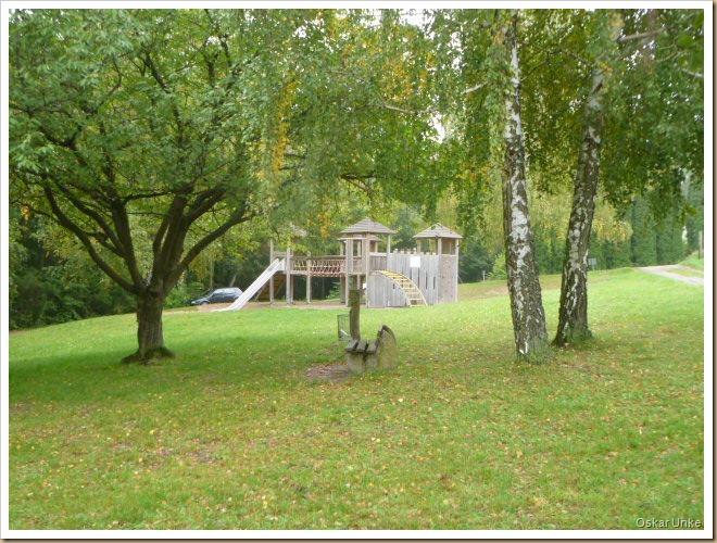 Spielplatz Kirchberg