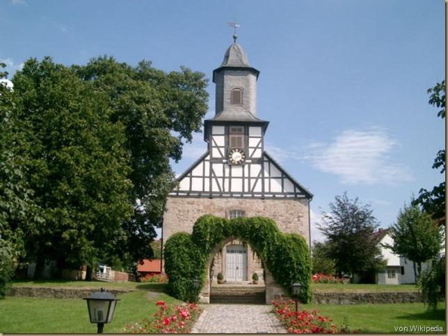 Kirche in Heiligenrode