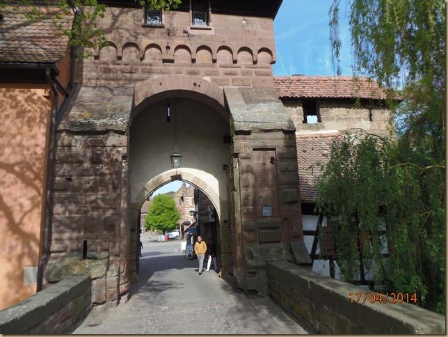 Eingang Kloster Maulbronn