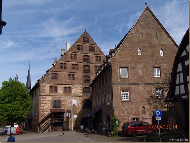 Klostergebäude Maulbronn
