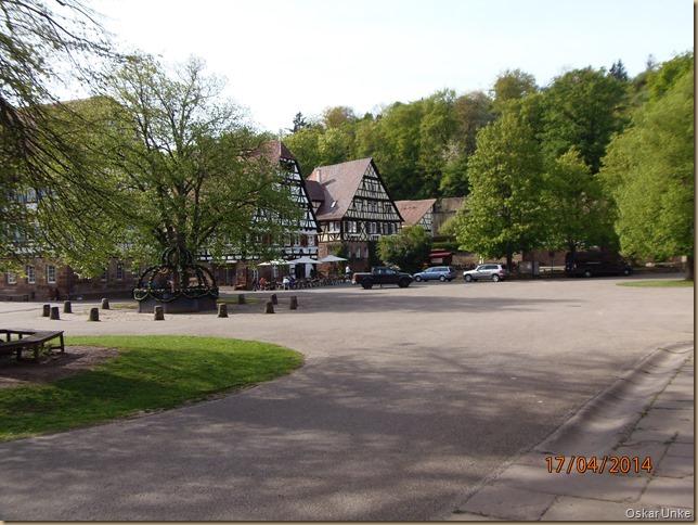 Überblick Klosteranlage Maulbronn