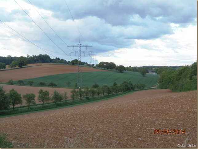 Wössinger Landschaft