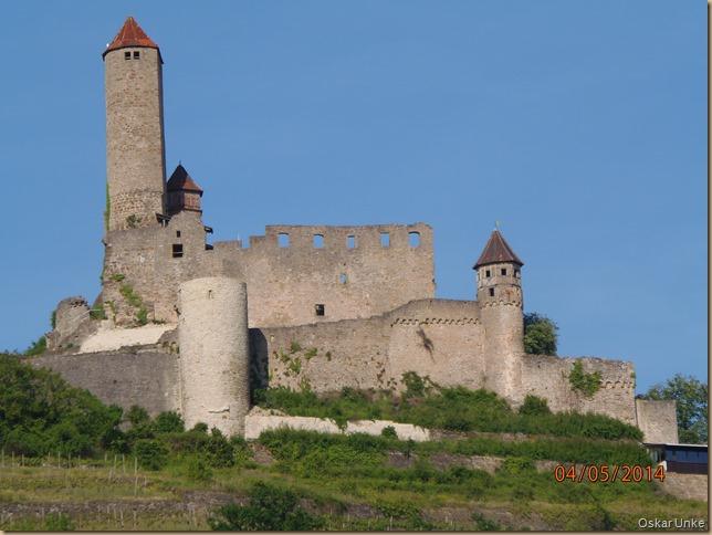 Burg Hornberg Neckarzimmern