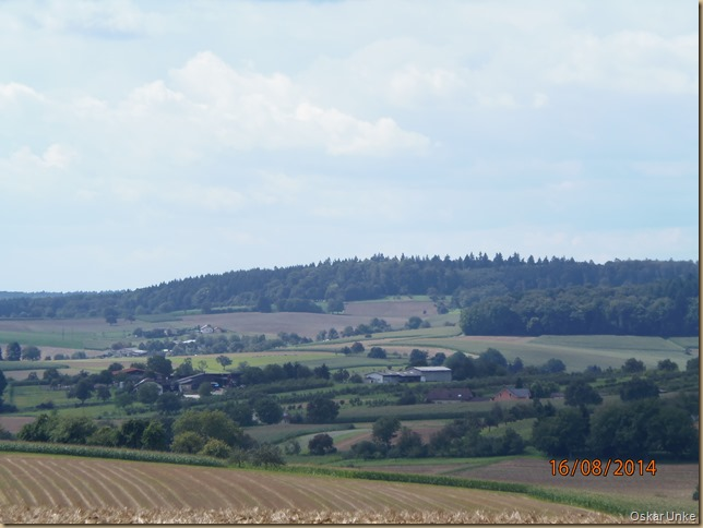 oberhalb Königsbach