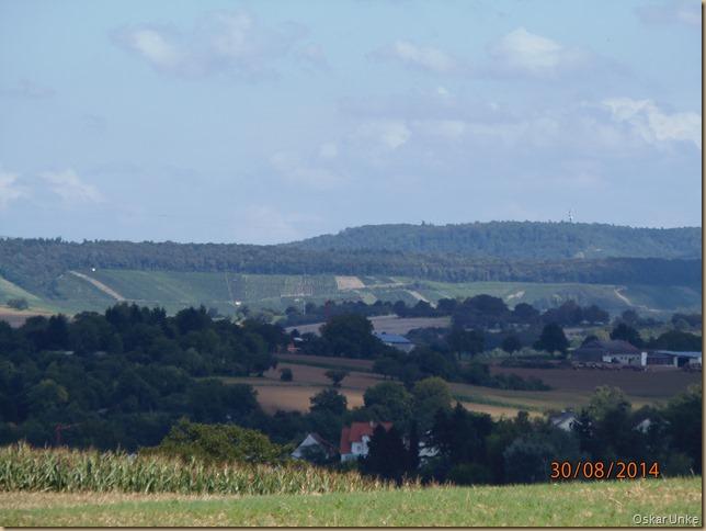 Blick auf Stromberg