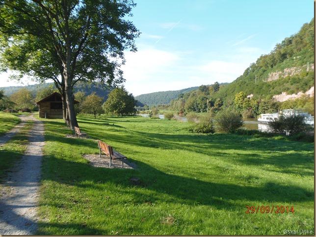 Neckarufer Guttenbach