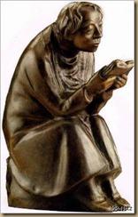 derbuchleserskulpturbarlach-517