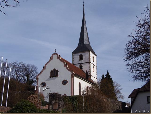 Friedenskirche Obrigheim