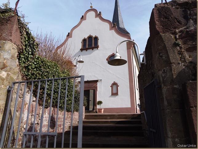 Friedenskirche in Obrigheim