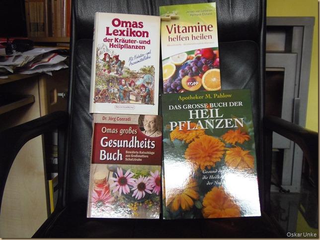 Bücher- und Lesezyklus