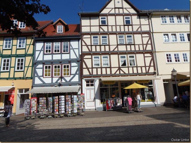 Fußgängerzone in Eschwege