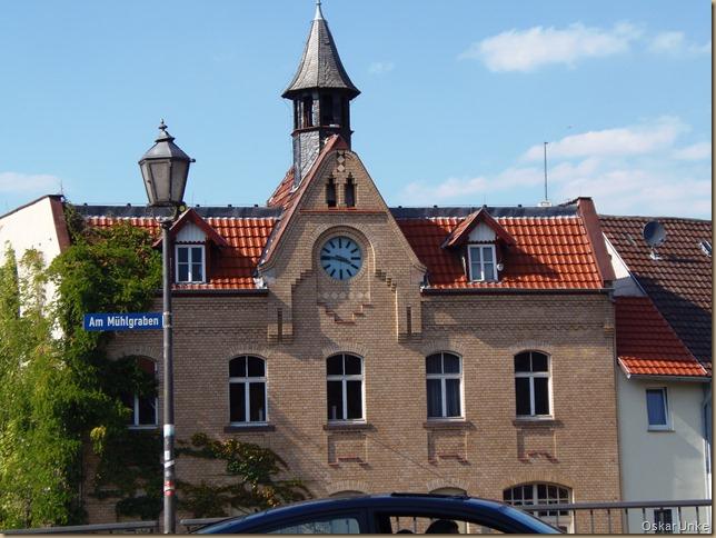 Innenstadtgebäude in Eschwege