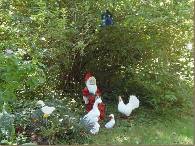 lauschiger Garten