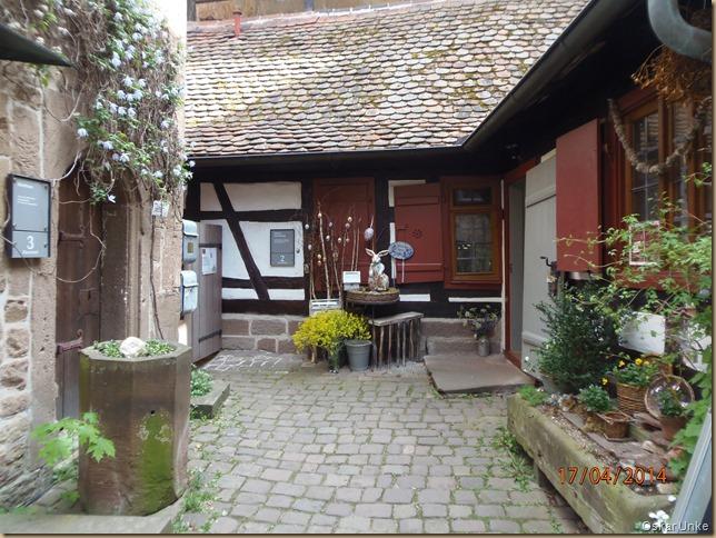 kleiner Laden Kloster Maulbronn