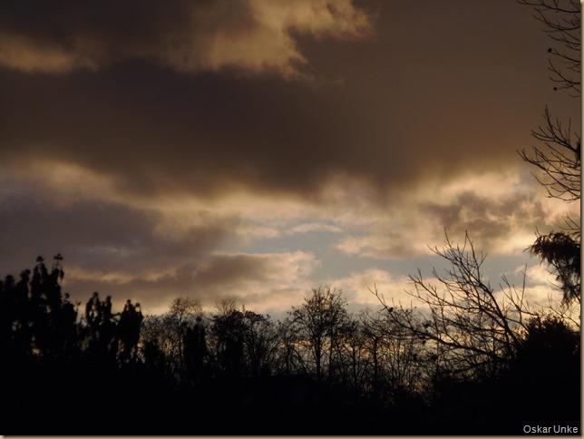 Abendhimmel 21.12.15