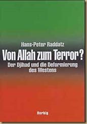 Buch - HPRaddatz von-Allah-zum-Terror