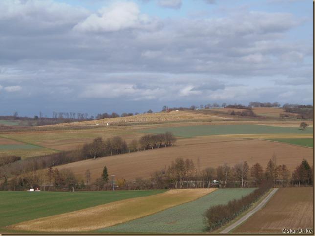 Blick zum Lugenberg