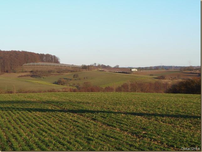 Landschaft Walzbachtal