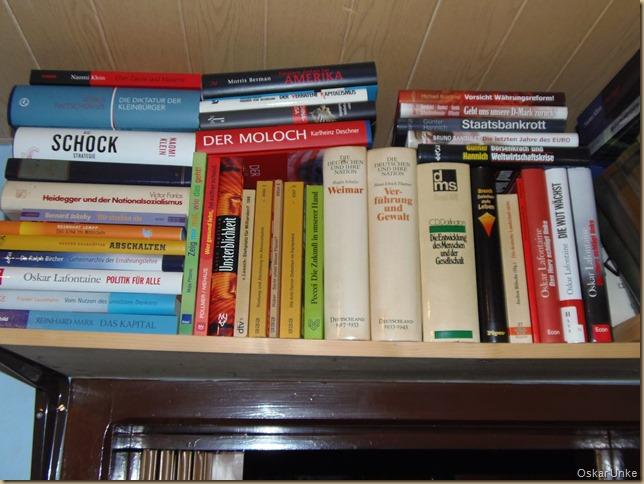 Bunkerbücherwelt