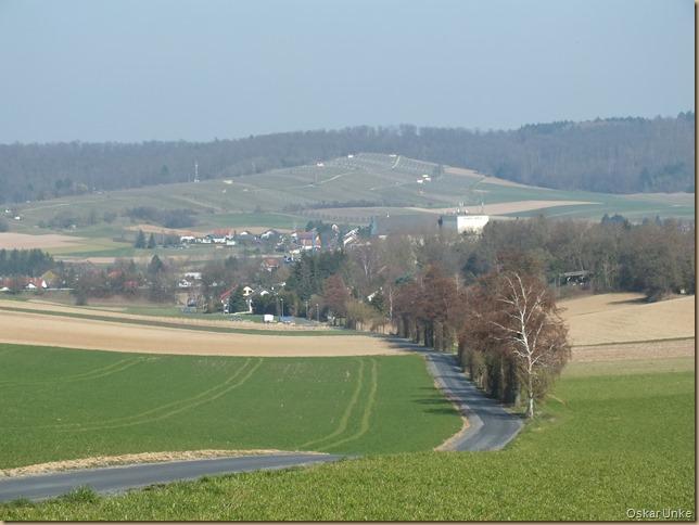 Weinberge von Heidelsheim