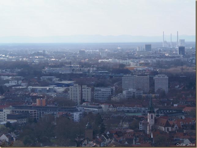 Durlach und Karlsruhe