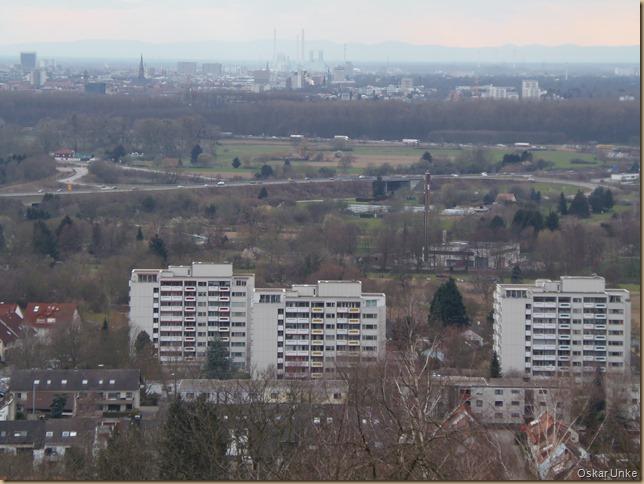 Grötzingen und Karlsruhe