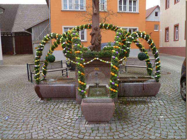 Brunnen in Jöhlingen