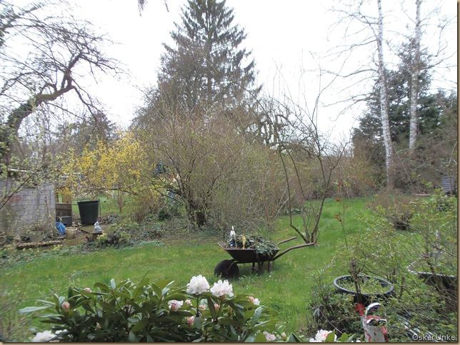 Gartenfrühjahr 2016