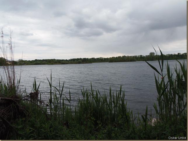 Leopoldshafener Baggersee