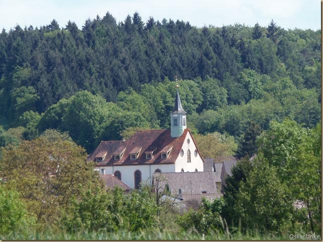 Kirche in Büchig