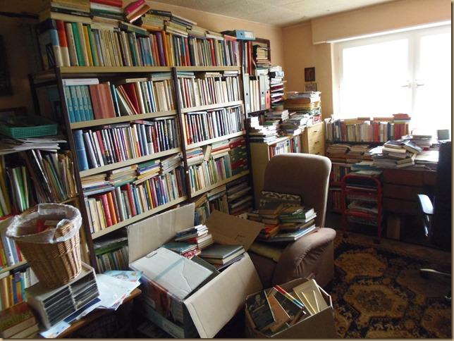 Bücherumzüge