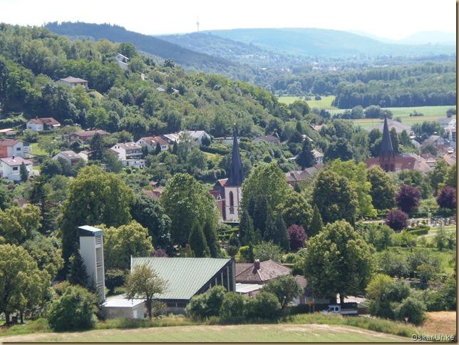 Kirchen Weingarten