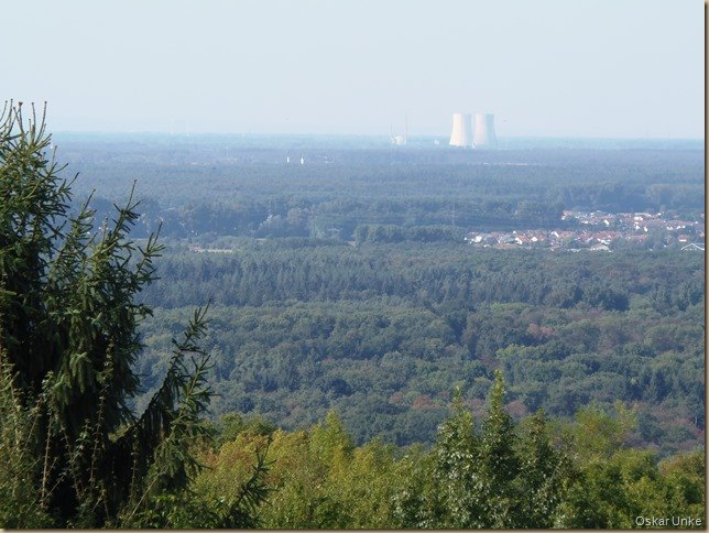 Blick auf Philipsburg