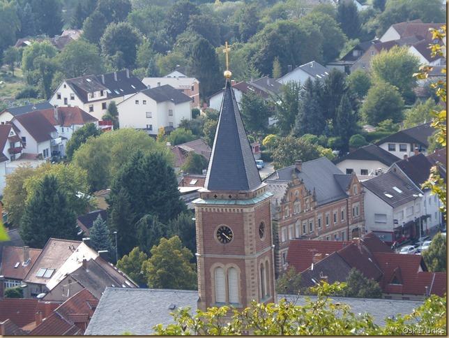 Kirche Untergrombach