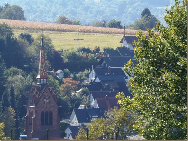Kirche in Wöschbach