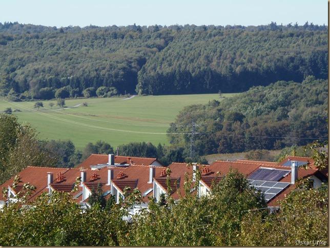 Blick auf Wöschbach