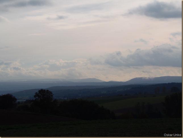 Blick in Richtung Schwarzwald