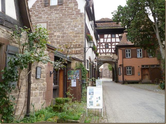 Buchhandlung Kloster Maulbronn