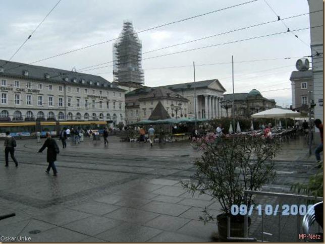 karlsruhe - Marktplatz 7_595