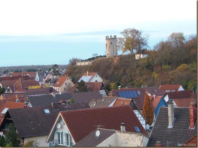 Blick auf Turm