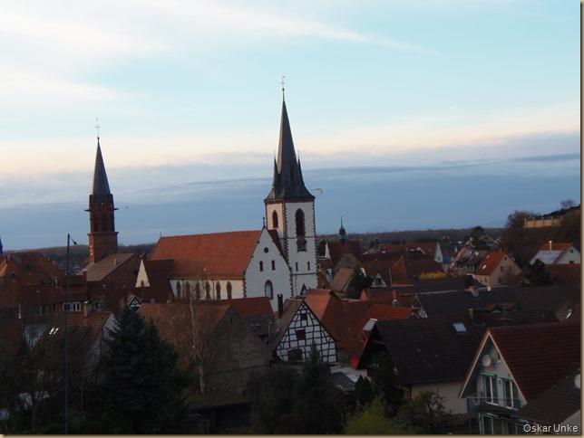 Kirchen in Weingarten
