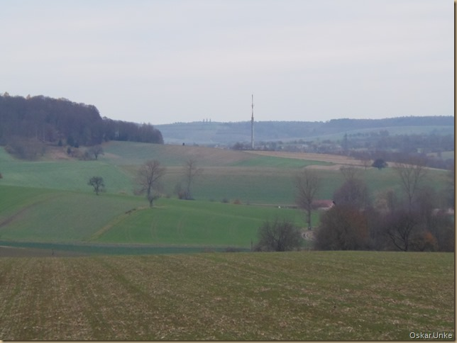 Novemberlandschaft in Wössingen